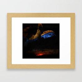 Alta Marea Framed Art Print