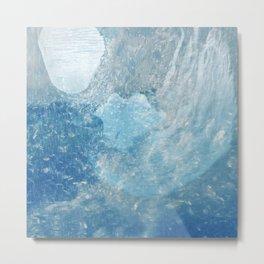 Drowning Siren Metal Print