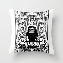 Yung Lean - Shield Gang Throw Pillow