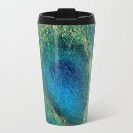 the feather Travel Mug