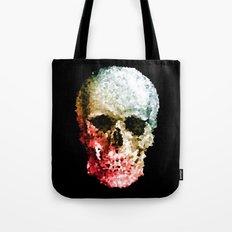 Skull Coloride Tote Bag