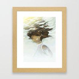 Korra III Framed Art Print