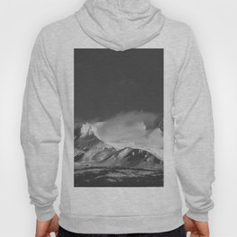 Snowy Peaks - Landscape and Nature Photography Hoody