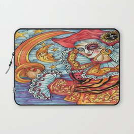 A Pirate at Carnevale Laptop Sleeve