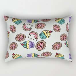 donuts Rectangular Pillow