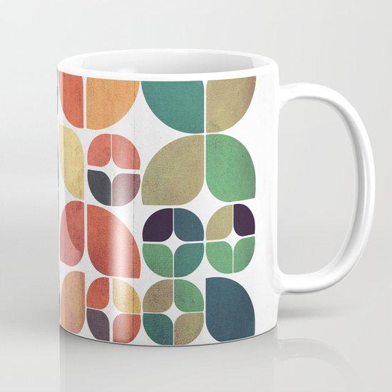 Vintage Fall Pattern Mug