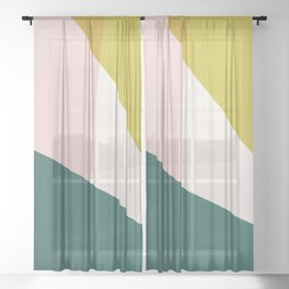 You Might Not Think So Sheer Curtain