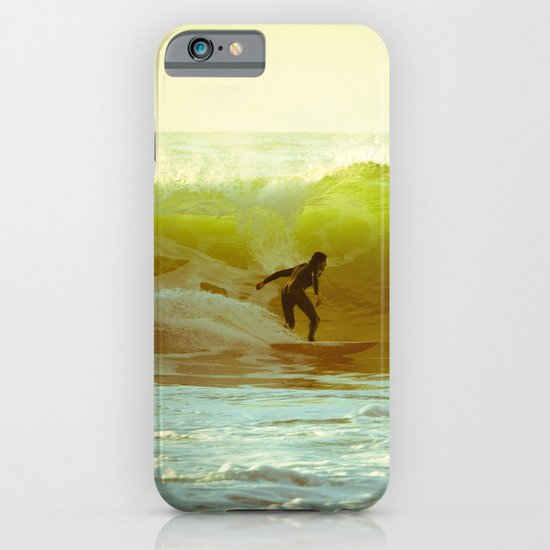 Pete's Wave iPhone & iPod Case