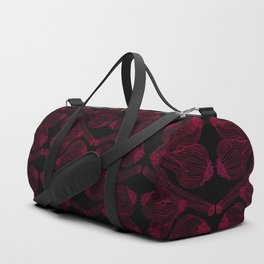 Garlic in Pattern #1 Duffle Bag