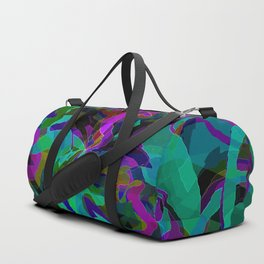 Midnight Vape Duffle Bag