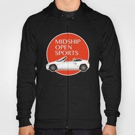 Midship Open Sports Hoody