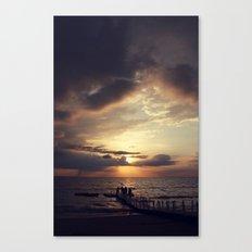 Godspeed Canvas Print