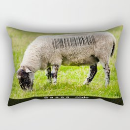 Baaa code Rectangular Pillow