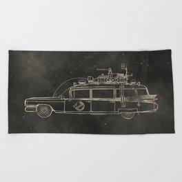Ghostbusters Beach Towel