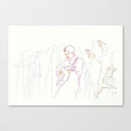 Bob Canvas Print