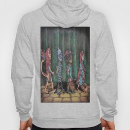 Yellow Brick Road Hoody