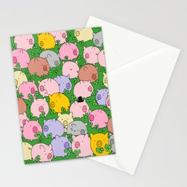Clowers Stationery Cards
