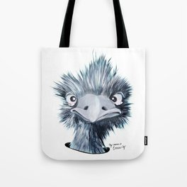 My name is EMU-ly Tote Bag