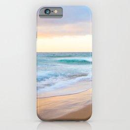 Monterey Beach Sunset iPhone Case
