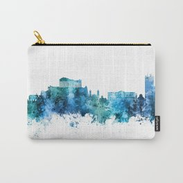Athens Greece Skyline Carry-All Pouch
