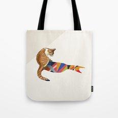 Walking Shadow, Cat 2 Tote Bag
