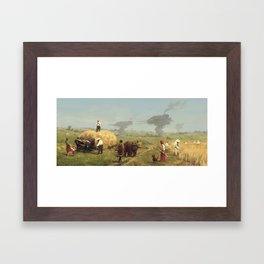 1920 - no worries, I got this Framed Art Print