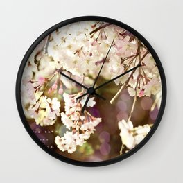 The Dance II Wall Clock