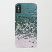 Deep Blue Sea Slim Case iPhone X
