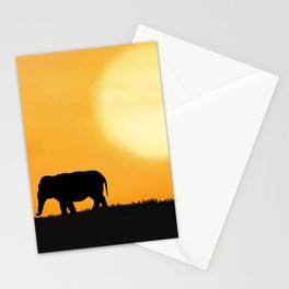 Parenting on the Horizon Stationery Cards
