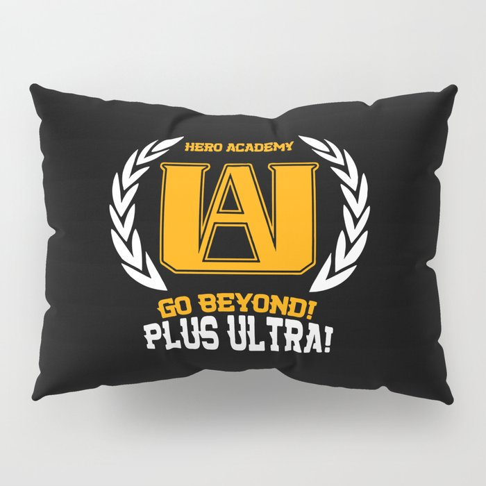 Motto Pillow Sham