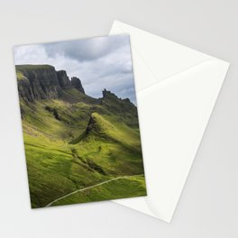 Mesmerized by the Quiraing Stationery Cards