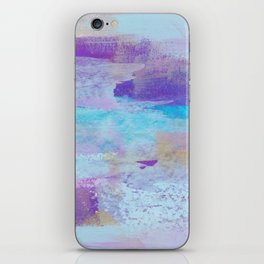 Abstract No. 481 iPhone Skin