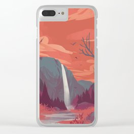 To the Source Clear iPhone Case