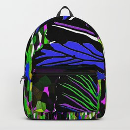 Butterfly Night Backpack