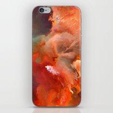 Elefthería (Abstract 56) iPhone & iPod Skin