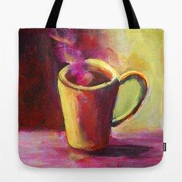 Coffee Cup Study No. 1 Tote Bag