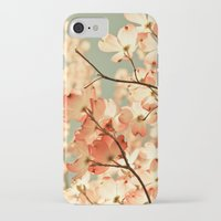 tree iPhone & iPod Cases featuring Pink by Olivia Joy StClaire