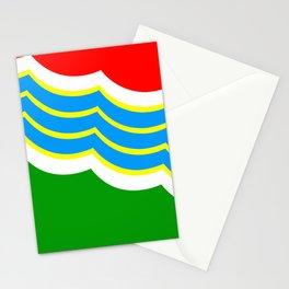 Flag of Tiraspol Stationery Cards