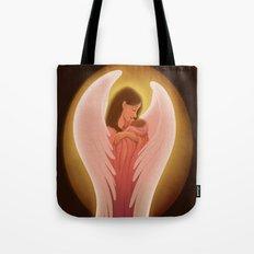 Guardian Angel 02 Tote Bag