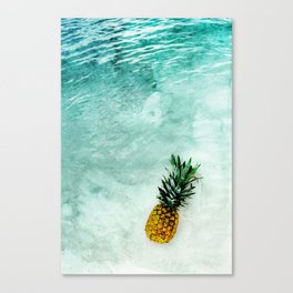 Alone in the Light Canvas Print
