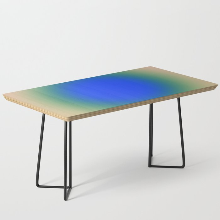 Live Immediately Coffee Table