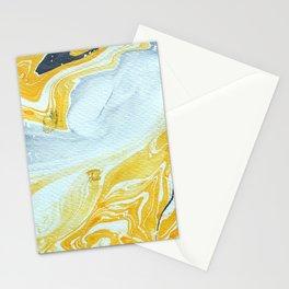 Suminagashi 2 Stationery Cards