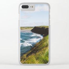 Ireland Coast Clear iPhone Case