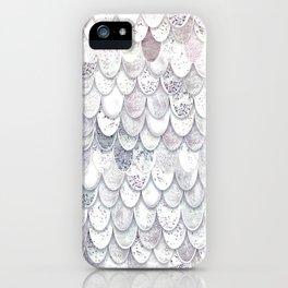 MAGIC MERMAID WHITE iPhone Case