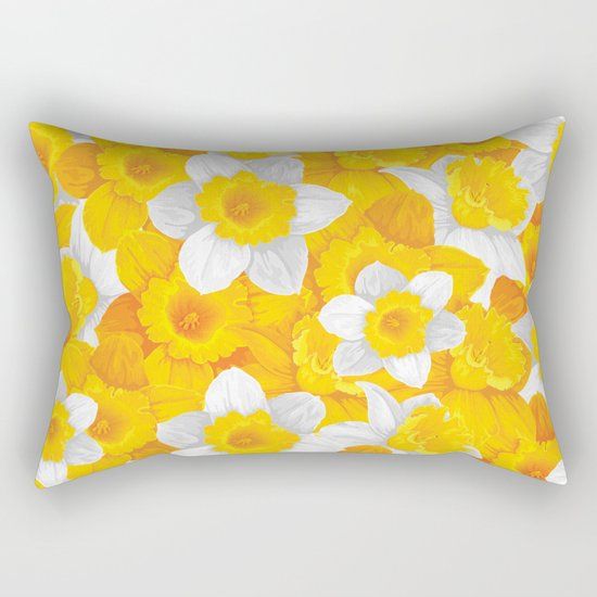 Spring in the air #13 Rectangular Pillow