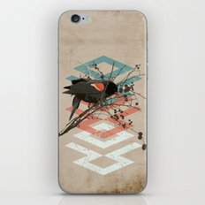 Apache Song iPhone & iPod Skin