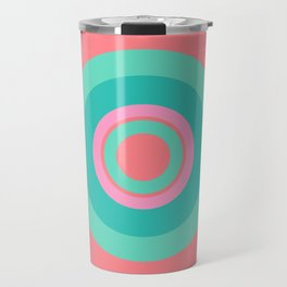 Circle love Travel Mug