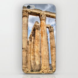 Temple of Zues iPhone Skin