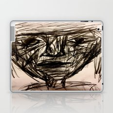 Hurry To The Pause. Laptop & iPad Skin