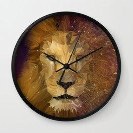 Invincible Leo Wall Clock